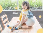 交換禮物兒童襪子純棉秋冬寶寶嬰兒棉襪童襪男童女童中筒襪地板襪加厚保暖 樂芙美鞋