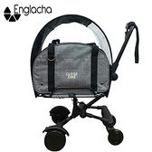 【南紡購物中心】美國【Englacha】Easy Trailer輕便型寵物推車