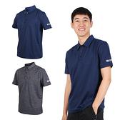 FIRESTAR 男彈性短袖POLO衫(翻領 慢跑  ≡排汗專家≡