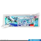 兒童款PVC單面鏡呼吸管組合 (多色可選)          CO-HW2659C-P     【AROPEC】