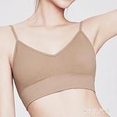 運動內衣女無鋼圈U型大露背美背文胸背心式胸罩夏季薄款 FX5240 【MG大尺碼】