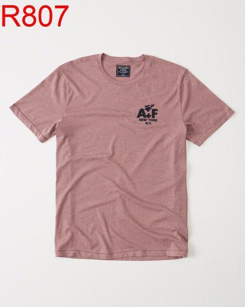 AF Abercrombie & FitchA&F A & F 男 當季最新現貨 T-SHIRT  AF R807
