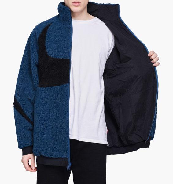 (春節現貨特價) Nike Swoosh Fullzip Reversible Jacket 雙面 AJ2701-474