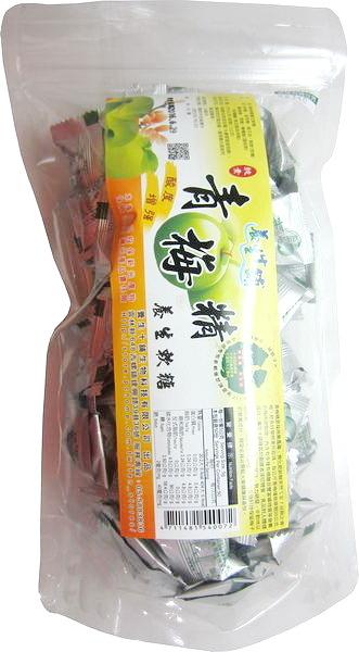 養生十舖-青梅精養生軟糖250公克/包