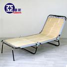 包邊涼床 折疊床 涼椅 涼蓆【YBA00...