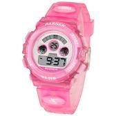 兒童錶兒童手錶男孩女孩電子錶男童女童數字式小學生手錶女生防水