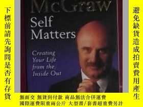 二手書博民逛書店原版罕見Self Matters: Creating Your