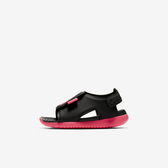 NIKE SUNRAY ADJUST 5 (TD) [AJ9077-002] 小童鞋 運動 休閒 涼鞋 拖鞋 雨天 黑紅