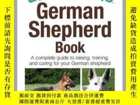二手書博民逛書店Everything罕見German Shepherd BookY410016 Joan Hustace Wa