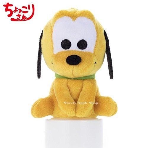 日本人氣話題!日本限定   ちょっこりさん  迪士尼 布魯托  趣味 寫真 小玩偶