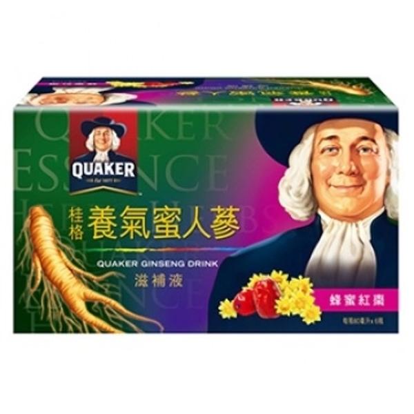 桂格養氣蜜人蔘60ml*6入