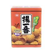 日本 龜田 揚一番 醬油米果 箱裝 297g