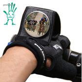 【good.hand】後視鏡手套《黑色》 ~史上功能最強的單車手套