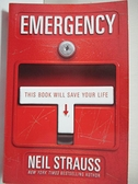 【書寶二手書T2/政治_IKI】Emergency: This Book Will Save Your Life_Strauss, Neil