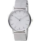 ISSEY MIYAKE三宅一生f系列雙時刻腕錶   NYAJ701Y  VJ21-0360S