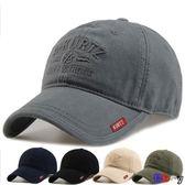 [貝貝居] 鴨舌帽 遮陽帽 帽子 百搭 棒球帽 軟頂 戶外 遮陽帽