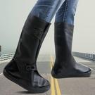 防雨鞋套 男女鞋套 防水雨天加厚防滑耐磨底成人兒童雨鞋套 防雪鞋套  快速出貨