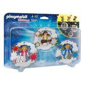 【德國 playmobil 摩比人】聖誕系列 聖誕天使禮盒_ PM05591→家家酒 公仔 廚房組