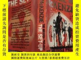 二手書博民逛書店the罕見Medusa project the set up 美杜莎項目..Y200392
