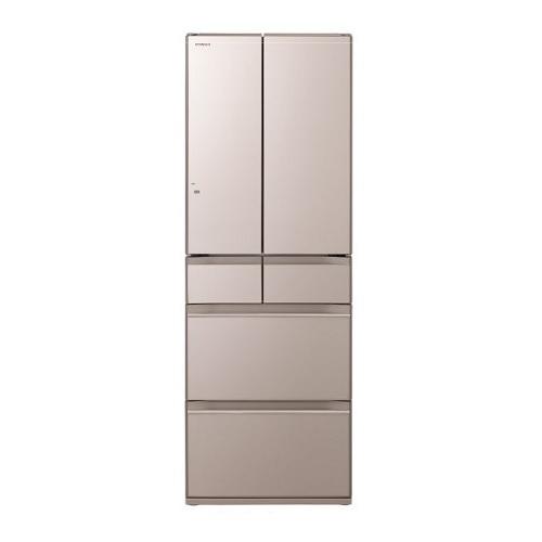 【得意家電】HITACHI 日立家電 RHW530NJ / R-HW530NJ 六門琉璃冰箱 (共有三色可選) ~日本原裝~