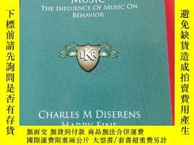 二手書博民逛書店A罕見Psychology Of Music: The Influence Of Music On Behavio
