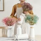北歐ins花瓶現代簡約小清新餐桌客廳陶瓷裝飾擺件【步行者戶外生活館】