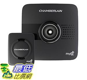 [美國直購] Chamberlain MYQ-G0201 MyQ-Garage Controls Your Garage Door Opener with Your Smartphone