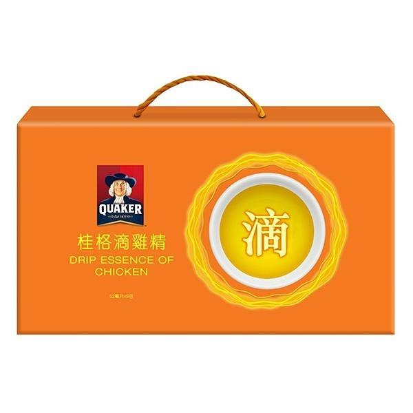 桂格滴雞精盒裝9包 【康是美】