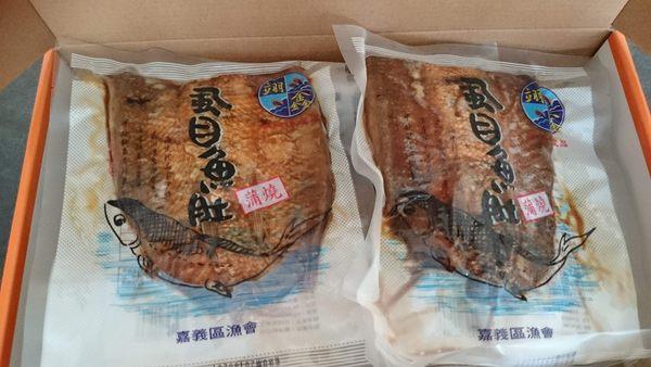 薄燒虱目魚肚(無刺)