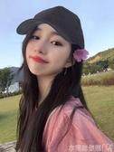 假髮帽女長髮帶帽子一體女夏天潮流時尚仿真黑長直自然頭套式全頭套