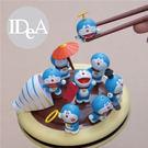 哆啦A夢 機器貓小叮噹道具銅鑼燒疊疊樂層層疊堆疊玩偶 創意玩具公仔 桌遊 禮物品擺件 銅鑼衛門