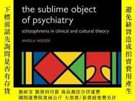 二手書博民逛書店The罕見Sublime Object Of Psychiatr