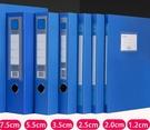 10個裝加厚檔案盒塑料