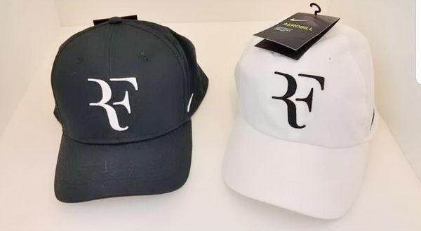 NIKE 聯名款帽子 ADULT UNISEX 網球帽 運動帽 電繡 可調整式 網球名將 費德勒-2色