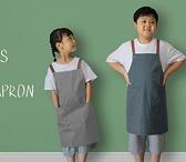 圍裙 兒童圍裙可愛書法畫室罩衣防水幼兒園陶泥班服畫畫衣