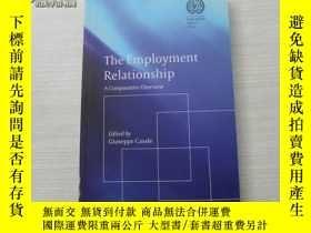 二手書博民逛書店The罕見Employment Relationship 小16開【內頁幹凈】Y10893 看圖 看圖 出版