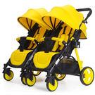 單台嬰兒推車可坐躺輕便折疊單人小推車寶寶童車