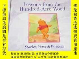 二手書博民逛書店lessons罕見from the hundred-acre w