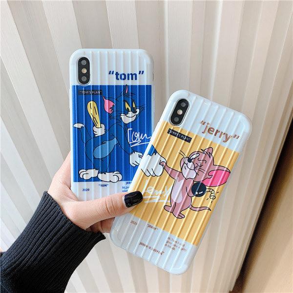 【SZ52】華為 P20 手機殼 握手貓鼠行李箱 nova4e 手機殼 P30 保護殼 P30 pro 手機殼 Y9 2019 手機殼