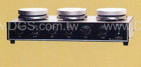 《台製》電磁加熱攪拌器三點式 Stirrers/Hot Plate