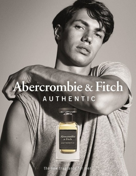 岡山戀香水~Abercrombie&Fitch AUTHENTIC 真我男性淡香水15ml~優惠價:450元