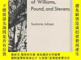 二手書博民逛書店Metaphor罕見And The Poetry Of Williams, Pound, And Stevens.