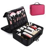 化妝包 美妝箱大號手提跟妝美甲紋繡半永久紋眉工具收納箱