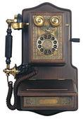 復古電話經典電話按鍵式電話禮物送禮-達可家居