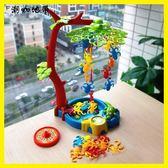 雙十二狂歡猴子蕩秋千親子互動游戲教具益智玩具早教啟蒙兒童聚會桌游3-6歲【潮咖地帶】