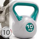 運動10公斤壺鈴(22磅)競技10KG壺鈴.拉環啞鈴搖擺鈴.舉重量訓練用品.重力設備健身器材KettleBell