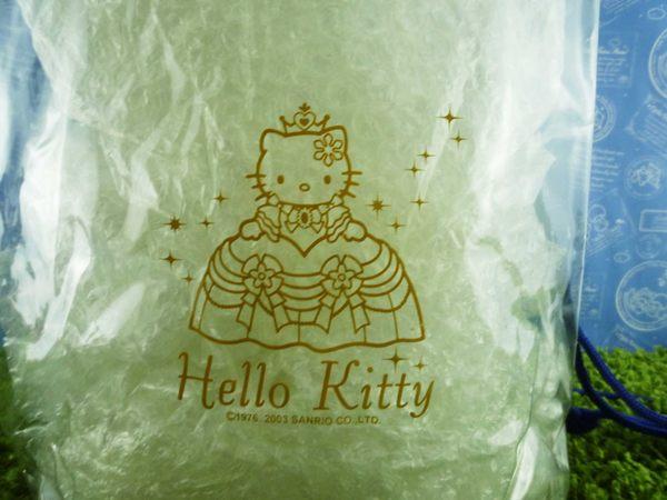 【震撼精品百貨】Hello Kitty 凱蒂貓~縮口防水後背包~皇冠【共1款】