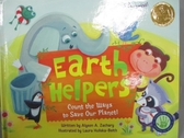 【書寶二手書T2/少年童書_WFG】Earth Helpers-Count the Ways to Save Our P