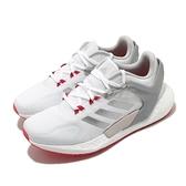 adidas 慢跑鞋 Alphatorsion Boost RTR 白 灰 女鞋 舒適緩震 運動鞋【ACS】 GZ7544