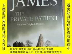 二手書博民逛書店PD罕見JAMES THE PRIVATE PATIENTY12